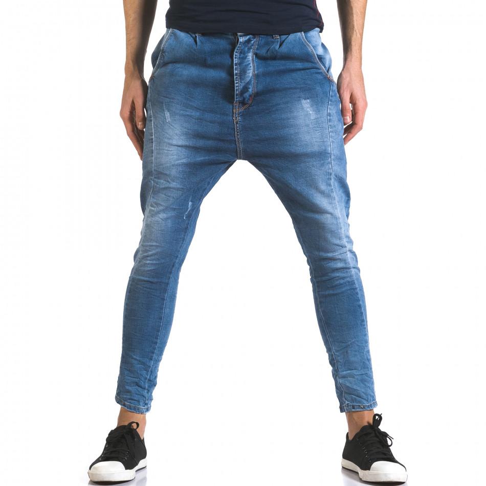 Blugi bărbați Always Jeans albaștri it110316-25