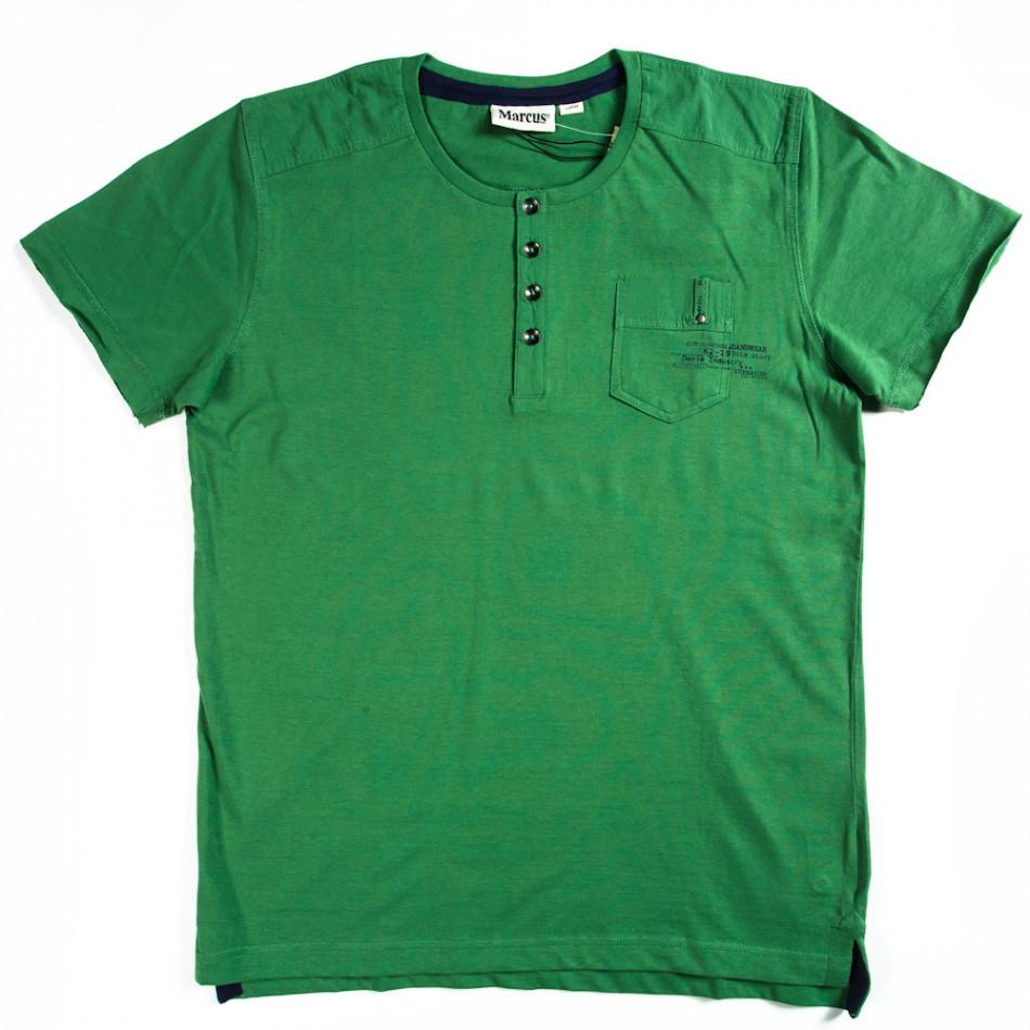 Tricou bărbați Marcus verde 070213-16
