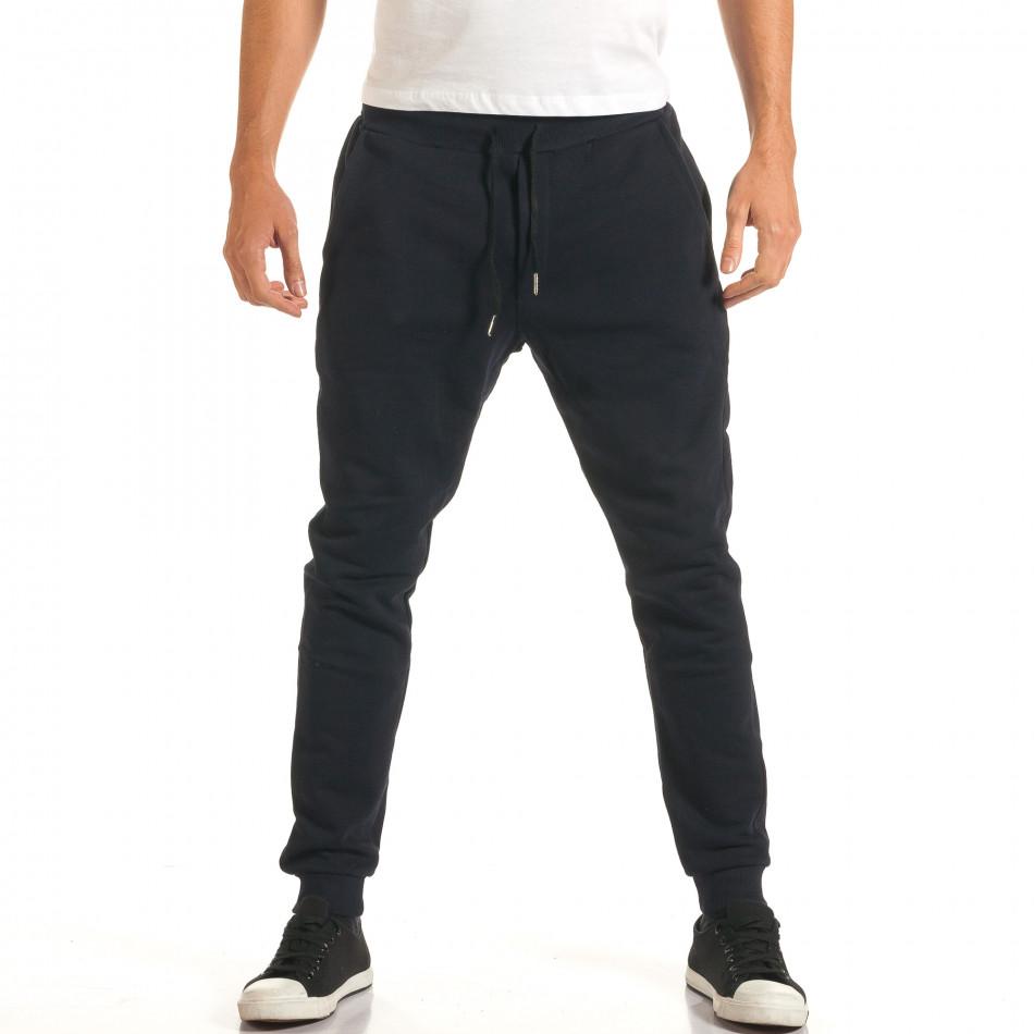 Pantaloni bărbați Roberto Garino albastru it191016-23