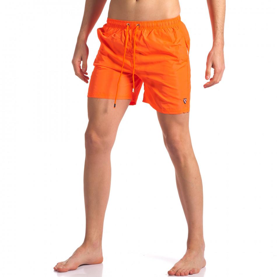 Costume de baie bărbați Graceful orange tsf250416-67