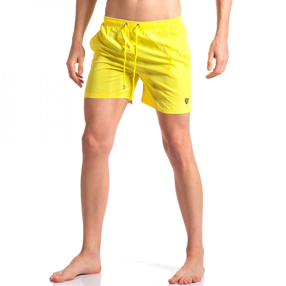 Costume de baie bărbați Graceful galben tsf250416-66