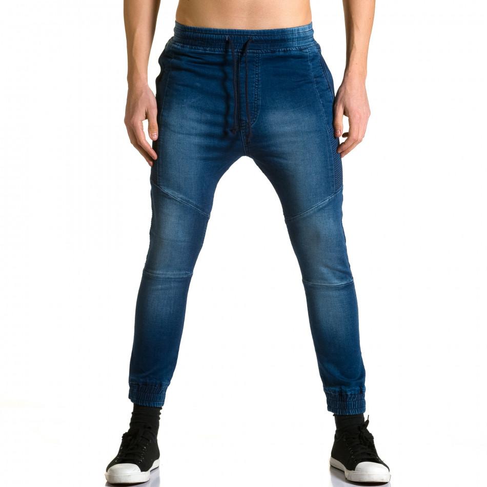 Blugi bărbați Adrexx albaștri ca190116-2