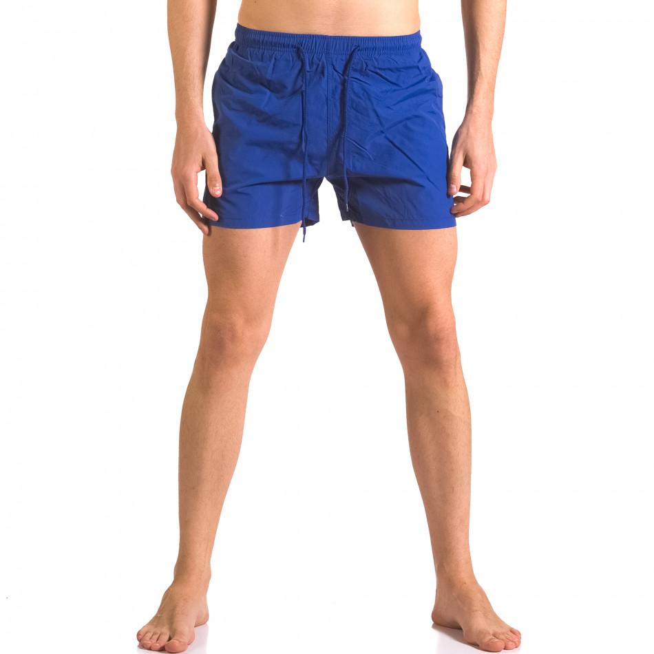Costume de baie bărbați Bitti Jeans albastru ca050416-5