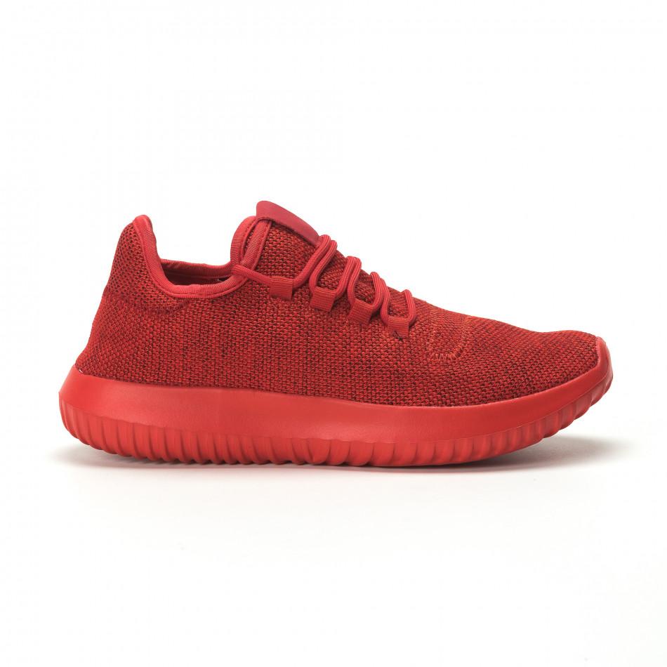 Adidași pentru bărbați All red model ușor it250119-20