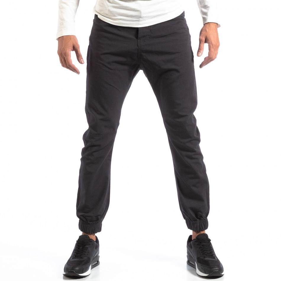 Pantaloni Jogger ușori gri pentru bărbați House lp290918-163