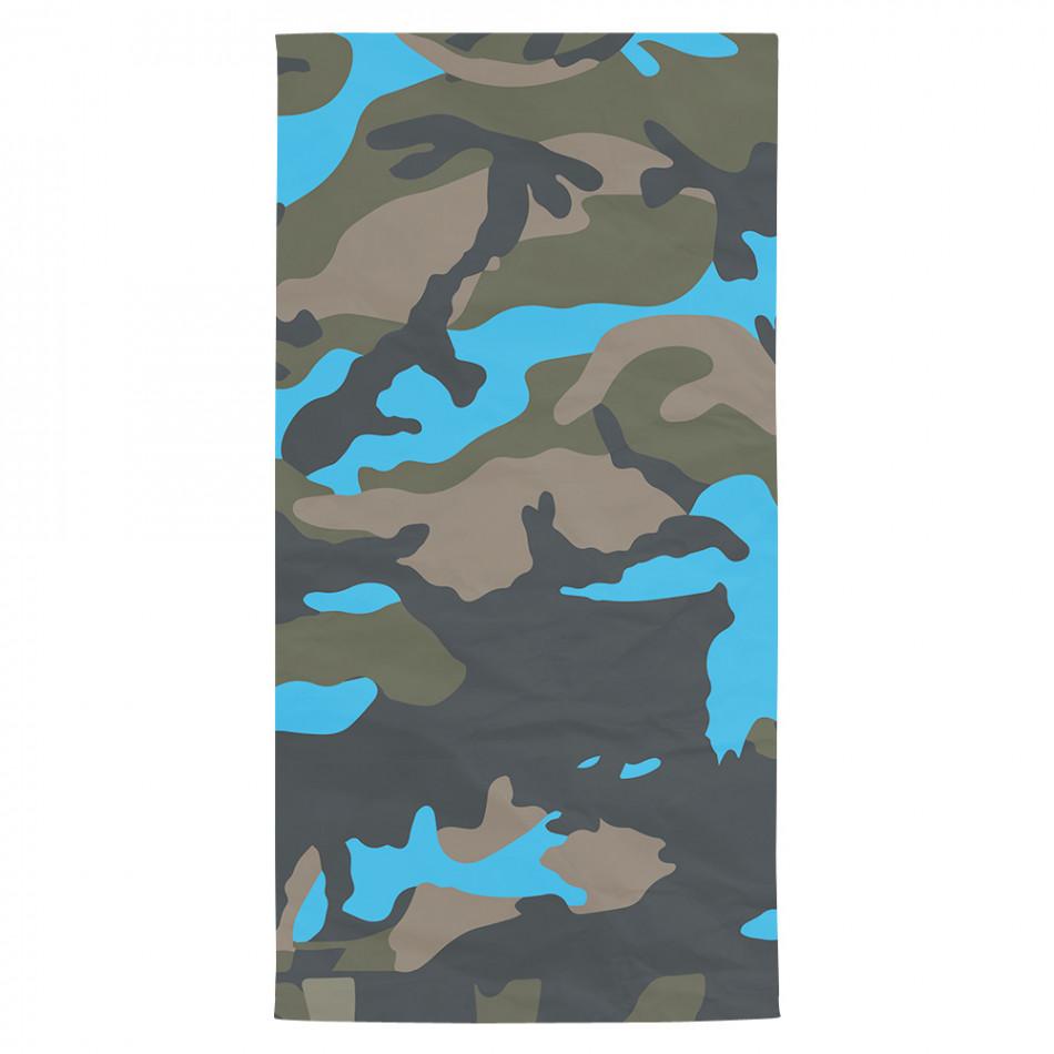 Prosop de plajă bărbați camuflaj tsf120416-13