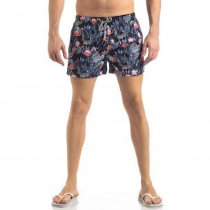 Costum de baie pentru bărbați Tropical design