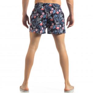 Costum de baie pentru bărbați Tropical design  2