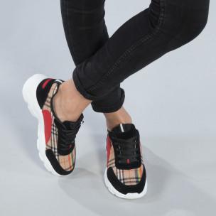 Pantofi sport pentru dama coloarți