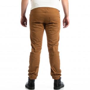 Pantaloni bărbați CROPP camel  2
