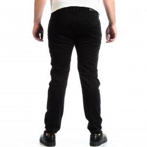 Pantaloni bărbați House negri  2