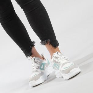 Pantofi sport de dama Chunky în 3 culori