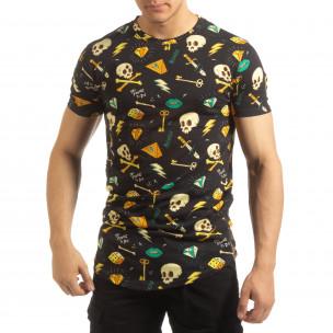 Tricou pentru bărbați Skull