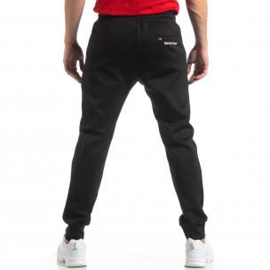 Pantaloni sport de bărbați Marshall Angel negri  2