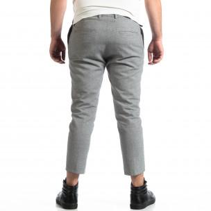 Pantaloni bărbați RESERVED gri  2