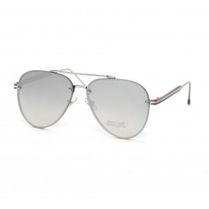 Ochelari de soare Aviator cu lențile tip oglindă See vision