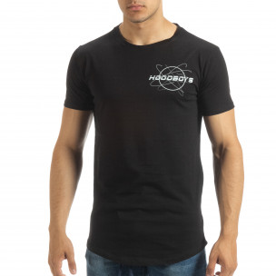 Tricou de bărbați negru Off The Limit