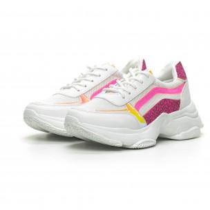 Pantofi sport Chunky de dama cu părți neon Marquiiz 2