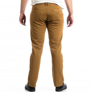 Pantaloni bărbați House camel  2