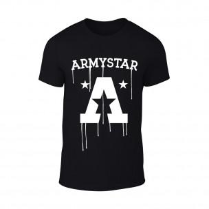 Tricou pentru barbati Armystar negru
