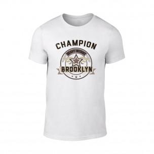 Tricou pentru barbati Champion alb