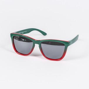 Ochelari de soare bărbați FM verde