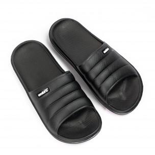 Papuci de dama Umbro negri 2