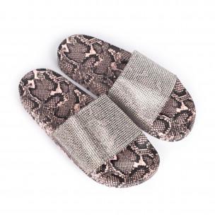 Papuci de dama Lisa-w roz 2
