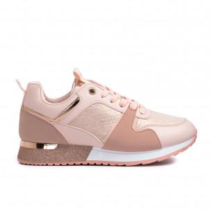 Pantofi sport de dama Janessa roz