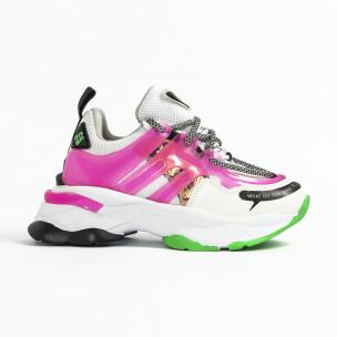 Teniși de dama Sense8 roz