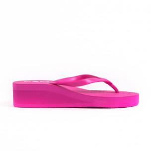 Papuci de dama D&M roz