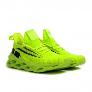 Pantofi sport de dama Kiss GoGo verzi 2