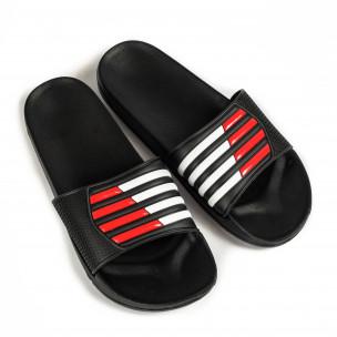 Papuci bărbați Jomix negri