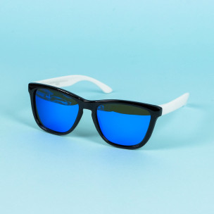 Ochelari de soare bărbați FM albastră