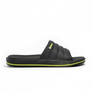 Papuci bărbați Umbro negri