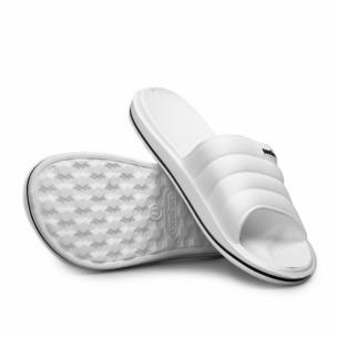 Papuci bărbați Umbro albi  2