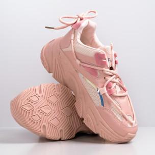 Pantofi sport de dama GoGo roz 2
