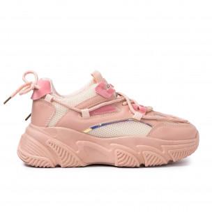 Pantofi sport de dama GoGo roz