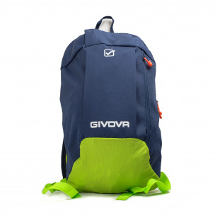 Rucsac Blue-Yellow Fluo
