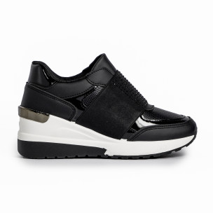 Pantofi sport de dama Mellisa negre