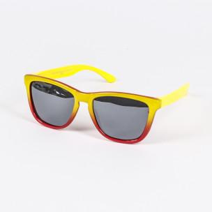 Ochelari de soare bărbați Bolon galbenă