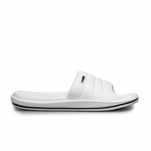 Papuci bărbați Umbro albi