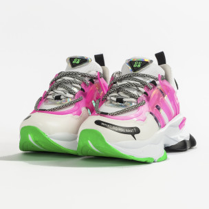Teniși de dama Sense8 roz 2