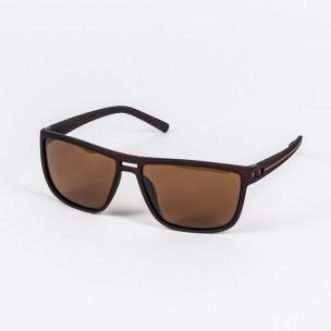 Ochelari de soare bărbați Aedoll maro