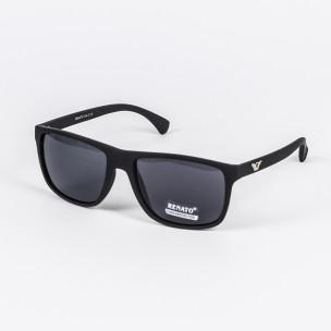 Ochelari de soare bărbați Renato neagră
