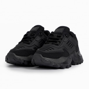 Pantofi sport de dama Sergio Todzi negre 2
