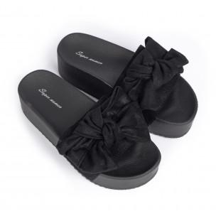 Papuci de dama Super women negri 2