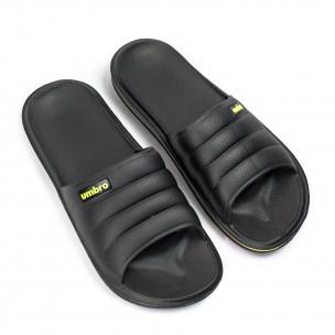 Papuci bărbați Umbro negri  2