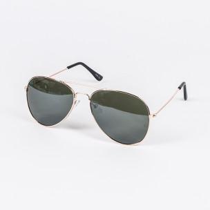 Ochelari de soare bărbați Renato verde