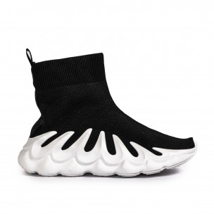 Pantofi sport de dama Fashion&Bella negre Fashion&Bella
